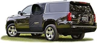 ROADIE The OVERNIGHTER SUV Window Tent - with Screen and Retractable Canopy- Patented