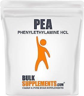 Sponsored Ad - Bulksupplements Phenylethylamine HCL (Pea) Powder (250 Grams)