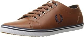 Fred Perry Unisex Adults' Kingston Leather Sneaker