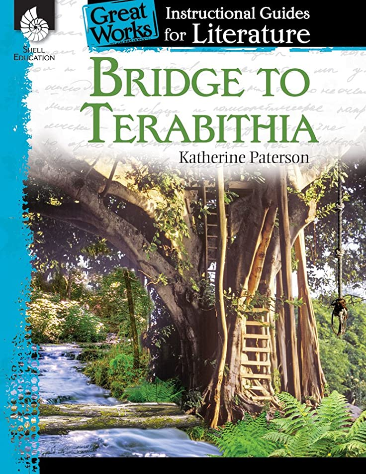 クロニクル朝の体操をするプレビスサイトBridge to Terabithia (Great Works Instructional Guides for Literature, Levels 4-8)