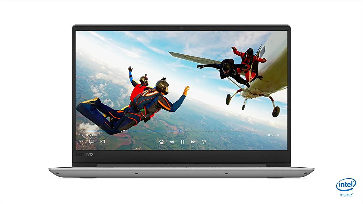 2019 Newest Preimum Flagship Lenovo Ideapad 330s 15.6 Inch HD Laptop (Intel Core i7-8550U, 1.8GHz up to 4.0GHz, 12GB DDR4 RAM, 256GB SSD, WiFi, Bluetooth, HDMI, Dolby Audio, Windows 10) (Grey)