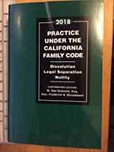 Best practice under the california family code Reviews