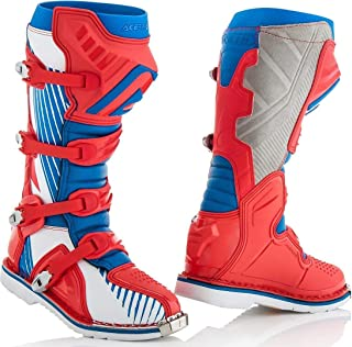 BOOT X-PRO V. BLUE/RED T.46