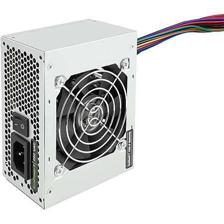Tooq Tqep 500s Sfx Netzteil Eco Power Silberfarben Computer Zubehör