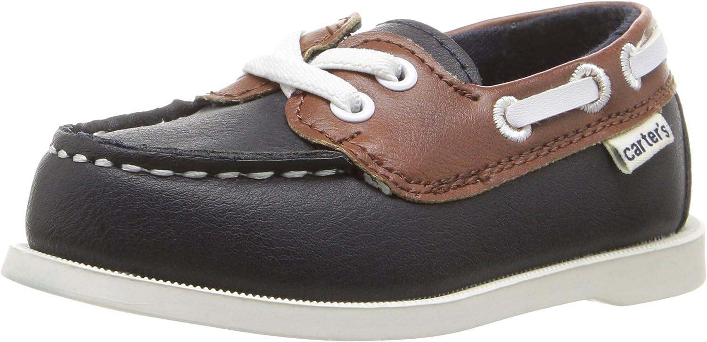 carter's Ian Boy's Boat Shoe