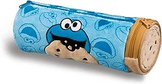 NICI 41981Material de Peluche de 100% poliéster Forro Interior: Nylon Sesam Calle LandLeder Monstruo, 22x 8cm, Color Azul