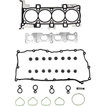 DNJ HGS4266 Head Gasket Set For 98-08 Chrysler Supercharged Mercedes-Benz 2.6L-3.2L V6 SOHC Naturally Aspirated