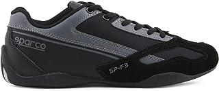 Hombre SP-F3 Zapatillas Bajas con Cordones Negro