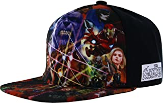 Avengers Infinity War Sublimated Cap Standard