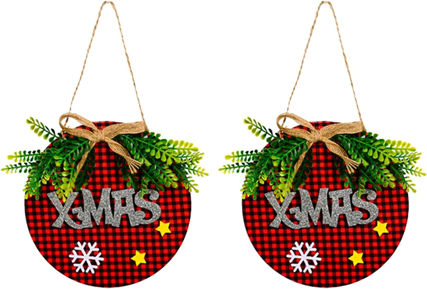 Christmas Long-awaited Wreath 6 inch Weaths Door with for Front At the price We