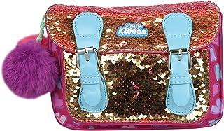 Smily Bling Shoulder Bag (pink) | kids backpack | School Backpack | Backpack for kids | kids Bags | school Bags |