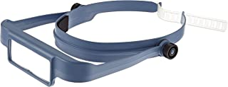 Donegan OSC OptiSIGHT Binocular Magnifying Visor, Blue