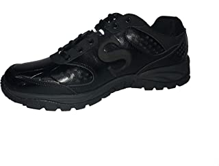 Smitty | BBS-FS1 | Professional Baseball Umpire Field Shoes | All Black
