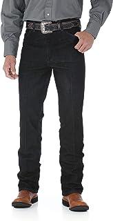 Men's Cowboy Cut Slim Fit Stretch Boot Cut Jean