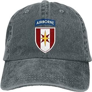 AKFJ NKJA Proud 44th Medical Brigade Vietnam Veteran Unisex Trucker Hats Dad Baseball Hats Driver Cap