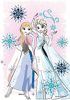 70ピース ジグソーパズル アナと雪の女王 KIRIART-Anna&Elsa-【プリズムアートプチ+フレームセット】