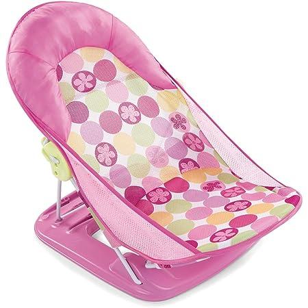 日本育児 入浴補助具 ソフトバスチェア デイジー 新生児~11kgまで対象 小さなお子様の入浴を補佐するバスチェア