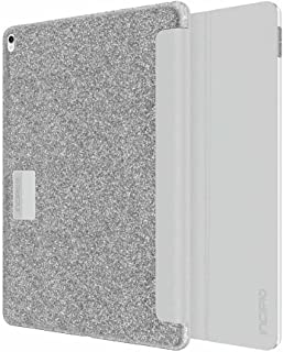 Incipio Design Series Folio Case for Apple iPad Pro 12.9-Inch (2017) - Silver Sparkler