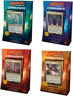 Commander 2017 MTG Magic The Gathering Bundle