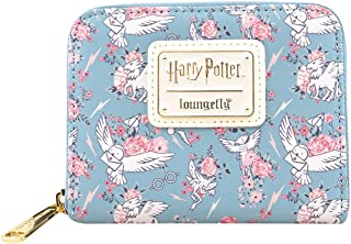 Loungefly: Harry Potter - Magical Creatures Zip Around Wallet, Amazon Exclusive