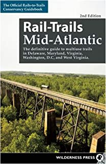 Rail-Trails Mid Atlantic 2nd Book