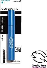 COVERGIRL, Professional 3-in-1 Waterproof Mascara, Very Black 225, (Packaging May Vary) Long Lasting Waterproof Mascara, 1 Count