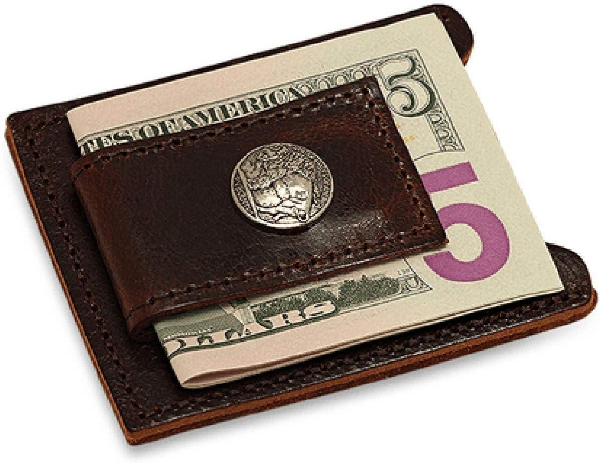 Executive Gift Shoppe Buffalo Money Save money Ranking TOP18 Clip Nickel Wallet