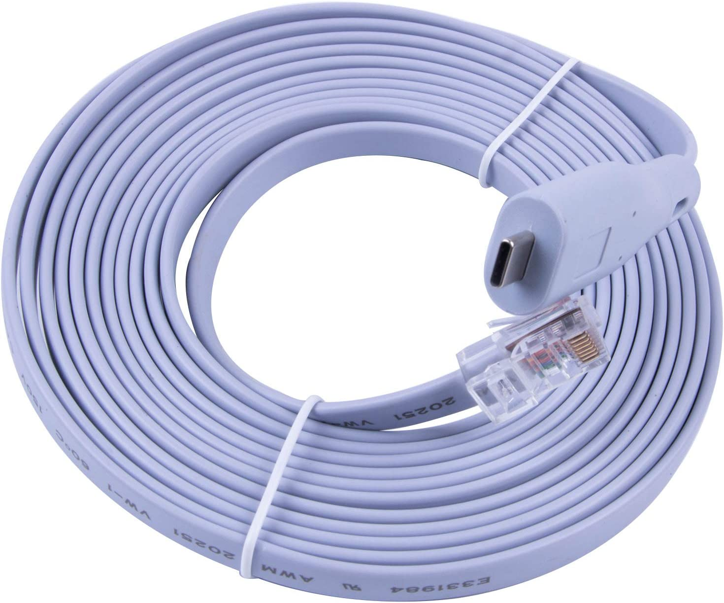 Type C to RJ45 RS232 Serial Converter Console Cable FTDI Max 61% OFF Adapter Import