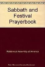 Sabbath and Festival Prayerbook