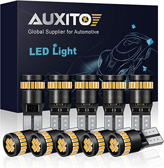 AUXITO 194 LED Light Bulb