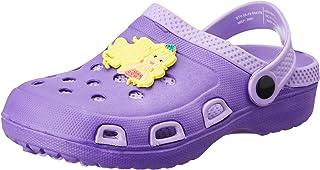 Barbie Boy's Purple Clogs - 1 UK/India (33 EU)(STY-18-19-004278)