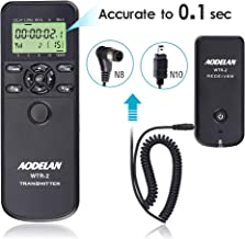 AODELAN Camera Timer Remote Control Only Shooting Photos...
