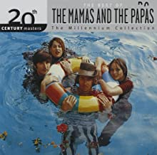 20th Century Masters: The Millennium Collection - The Best Of The Mamas & The Papas