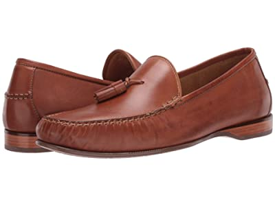 Cole Haan Hayes Tassel Loafer (Saddle Tan) Men
