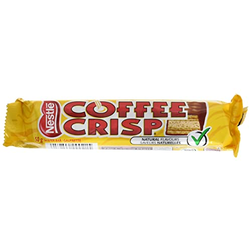 Nestle Coffee Crisp Chocolate Bars – 12 Pack | Imported From Canada