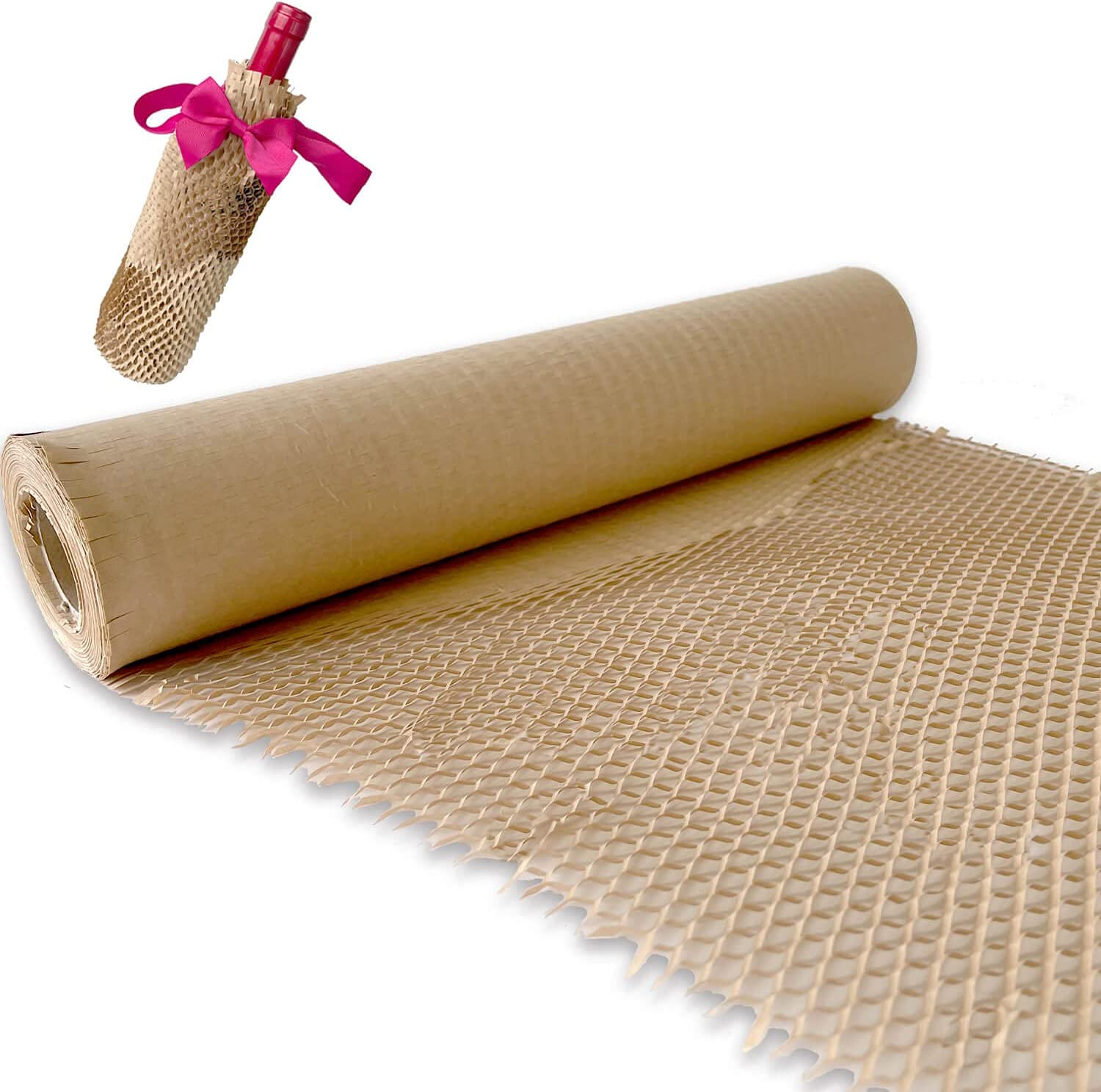 15x165 AlexHome Honeycomb Packing Paper,Eco Friendly Biodegradable ...