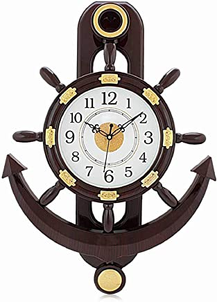 Dinine craft Latest Animal Wall haging Clocks for Home,Office& Shops.