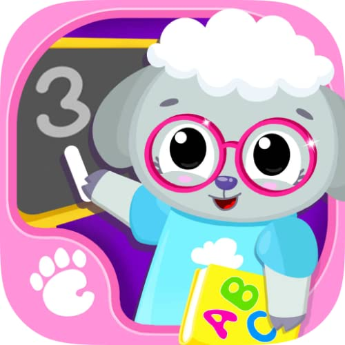 Cute & Tiny Preschool - Learning With Baby Pets