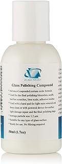 50ml Compuesto de pulido de vidrio, vidrio pulido solución, óxido cerio suspendido Gel–Fine Grade