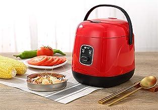 Rijstkoker, 1,2 l, mini-rijstkoker, multifunctioneel, enkele kookplaat, niet klevend, voor huishouden, kleine soep, porria...
