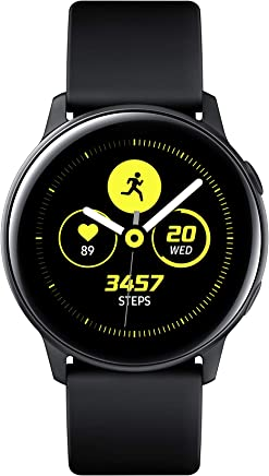 Samsung Galaxy Watch Active (40mm), Black - US Version...