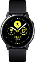 SAMSUNG Galaxy Watch Active (40MM, GPS, Bluetooth ) Smart Watch with Fitness Tracking, and Sleep Analysis - Black  (US Ver...