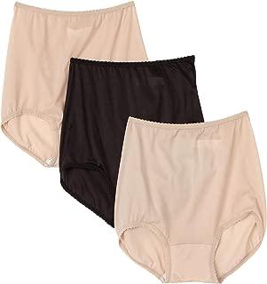Women's Skimp Skamp Brief Panty Number 2633 (Pack of 3)