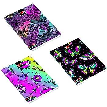 colore Monolike lavanda Set di 5 segnalibri magnetici