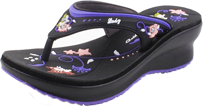 gold Pigeon shoes GP5830 Women Light Weight Walking Comfort Pump Flip Flop