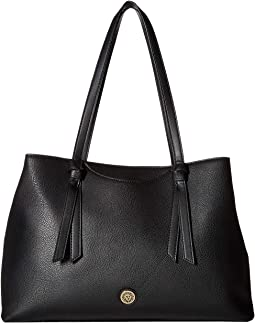 Soft Knot East/West Tote