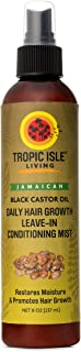 Tropic Isle Living Jamaican Black Castor Oil Daily Hair Growth Leave-in Conditioning Mist (8 ounce)