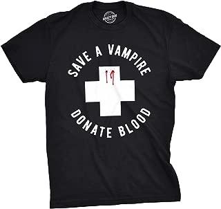 vampire blood t shirt