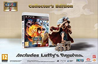 One Piece Pirate Warriors 2 COLLECTOR EDITION : Playstation 3 , FR