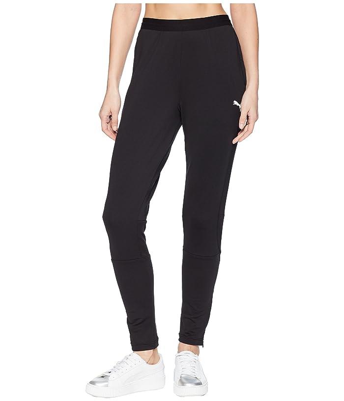 PUMA Liga Training Pants (Puma Black/Puma White) Women